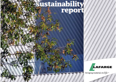 Lafarge Sustainability Report