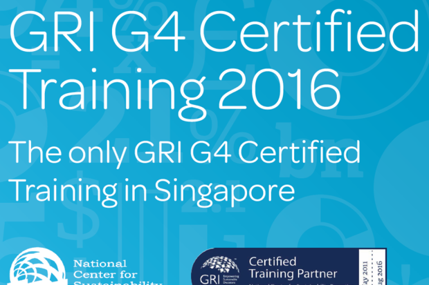 GRI G4 Certified Training Course: February, Singapore