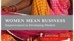 Corporate citizenship- Women empowerment