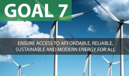 SDG number 7