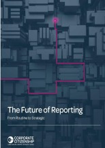 The Future of Reporting front cover