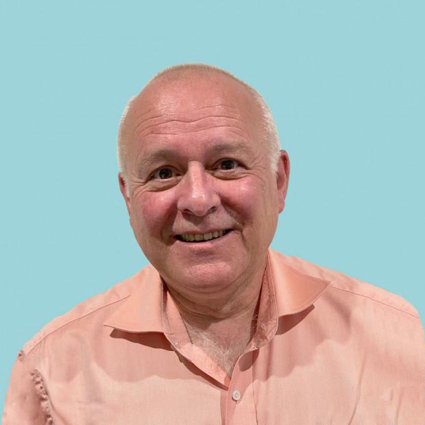 Peter Truesdale, OBE