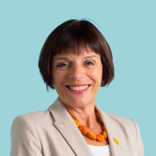Amanda Jordan OBE